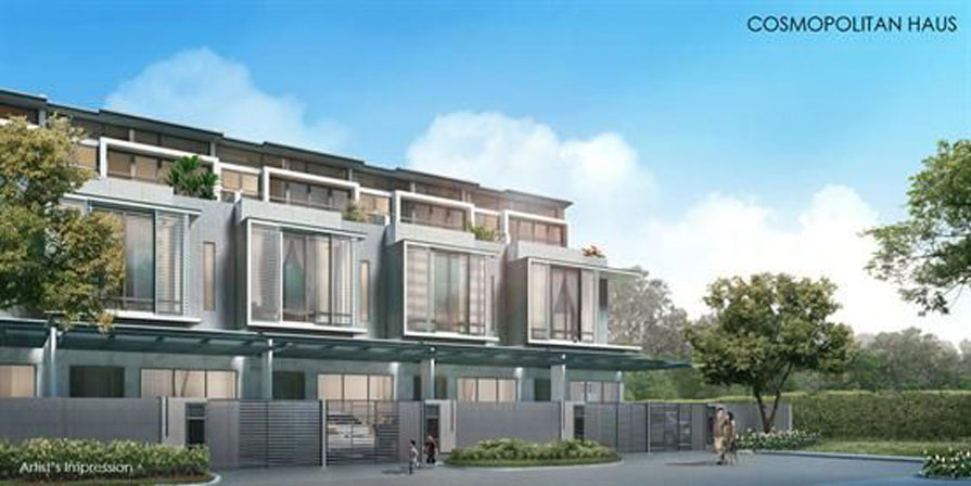 Ha s serangoon garden prime real estate for Terrace house singapore